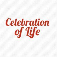 Celebration of Life Fund